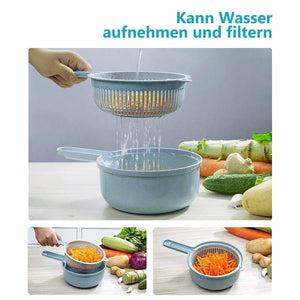 Wunderhause™9-in-1-Multifunktions-Easy-Food-Hcksler