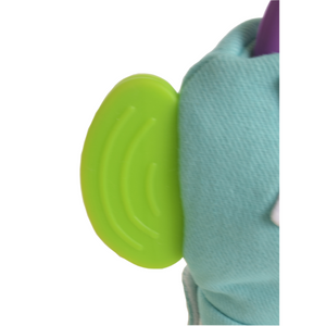 Gummee mouthing gloves for additional / special needs for any child that bites their hands silicone side teether