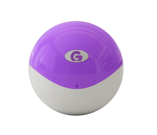 Gummee UV portable rechargeable steriliser using UV light