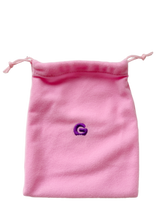 Load image into Gallery viewer, Gummee glove teething mitten Pink & Ring