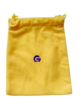 Load image into Gallery viewer, Gummee Glove Teething Mitten Yellow & Ring