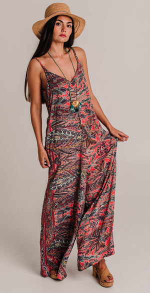 Marie Jumpsuit - Resort Wear - Limited Edition