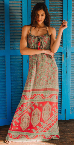 Maxi Summer Dress, BARCELONA DRESS