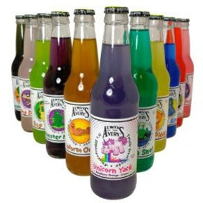Avery's Gross Soda Four Pack