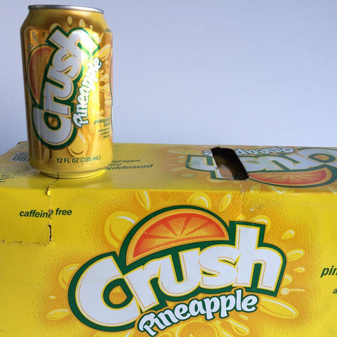 Pineapple Crush Case (12 cans)