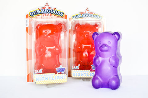Gummy Bear Nightlight!