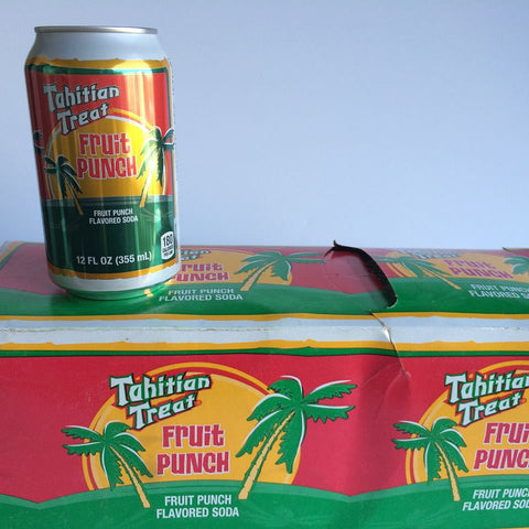 Tahiti Treat Case (12 cans)