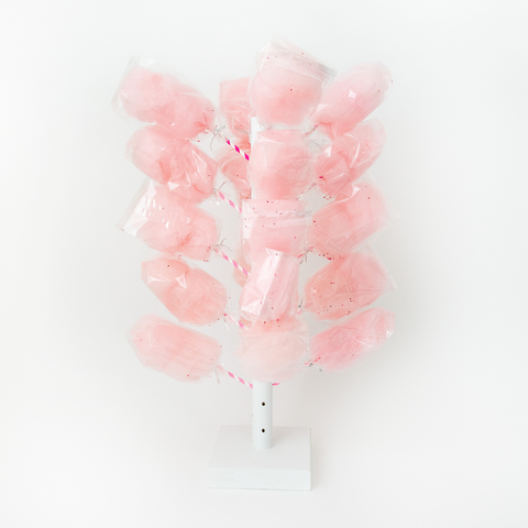 Cotton Candy Tree Rental