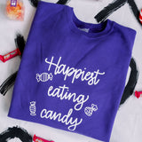 Happiest Eating Candy - Sweatshirt