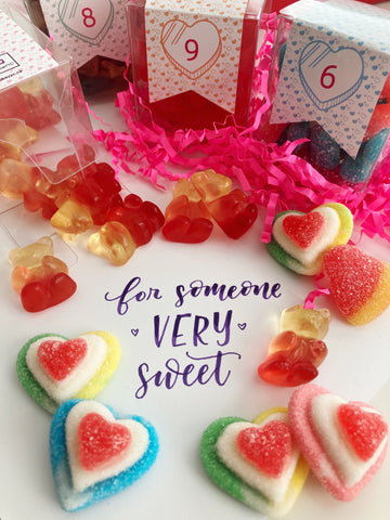Valentine's Day Candy Sampler