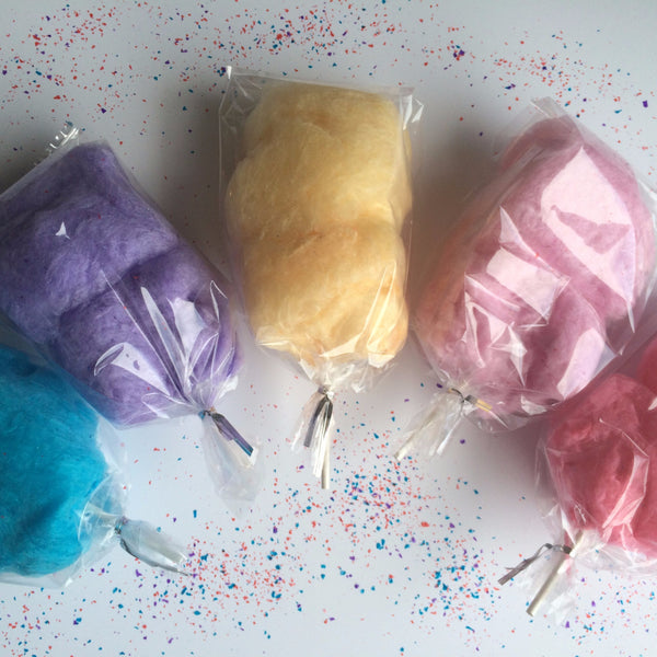 Cotton Candy - Sour Mini Bags