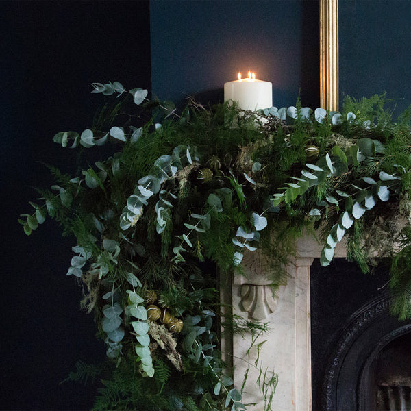 Deck the halls this Christmas with our festive garlands!