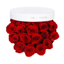 Load image into Gallery viewer, Roses in MDF Signature Round Box