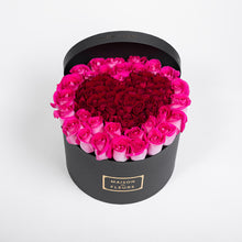 Load image into Gallery viewer, Maison Des Fleurs Heart Boxes