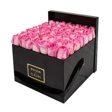 Load image into Gallery viewer, Roses in MDF Signature Square Box