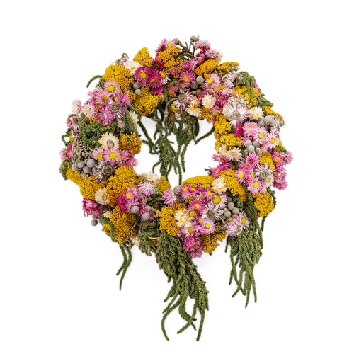 Florist Choice Spring Wreath