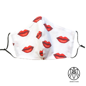Lips face mask - Amaria Studio