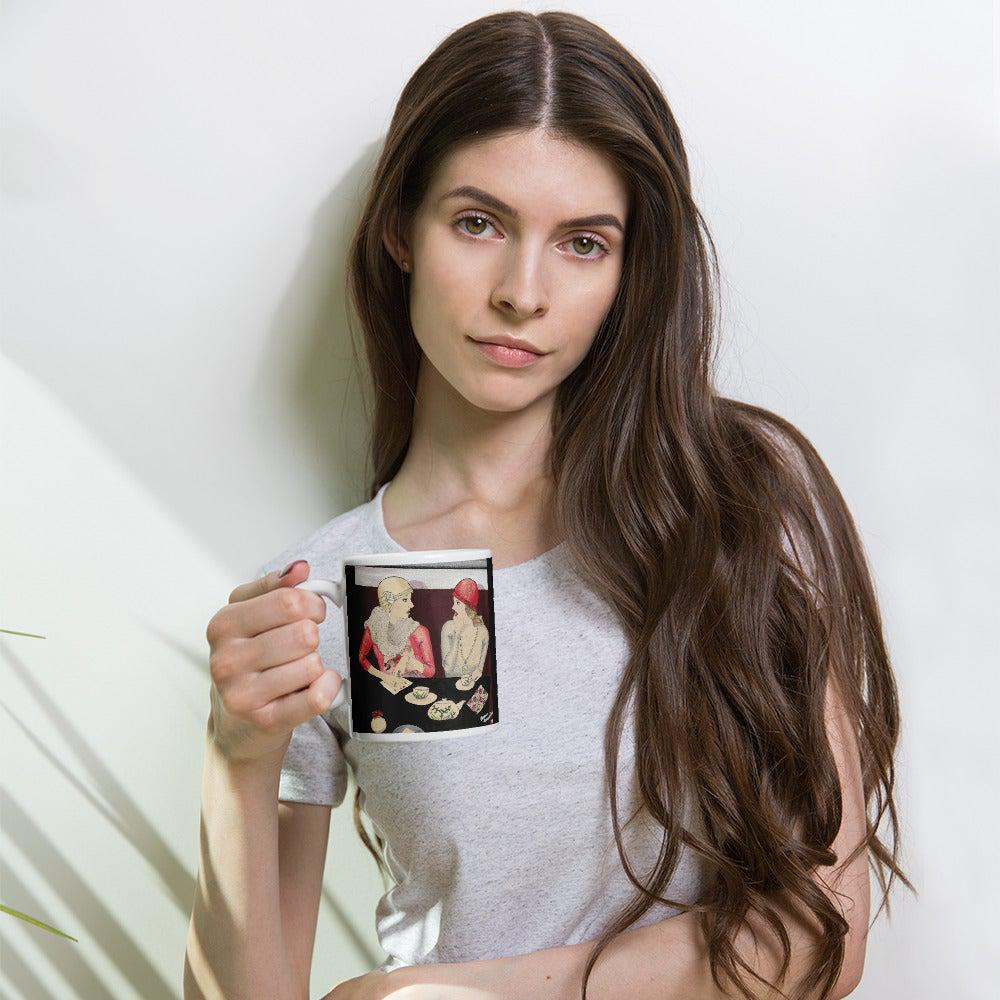 Coffee Talk Mug - Amaria Studio