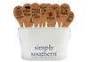 Simply Southern Wooden Spoon
