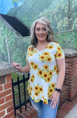 Sunny Days Ahead Honeyme Top