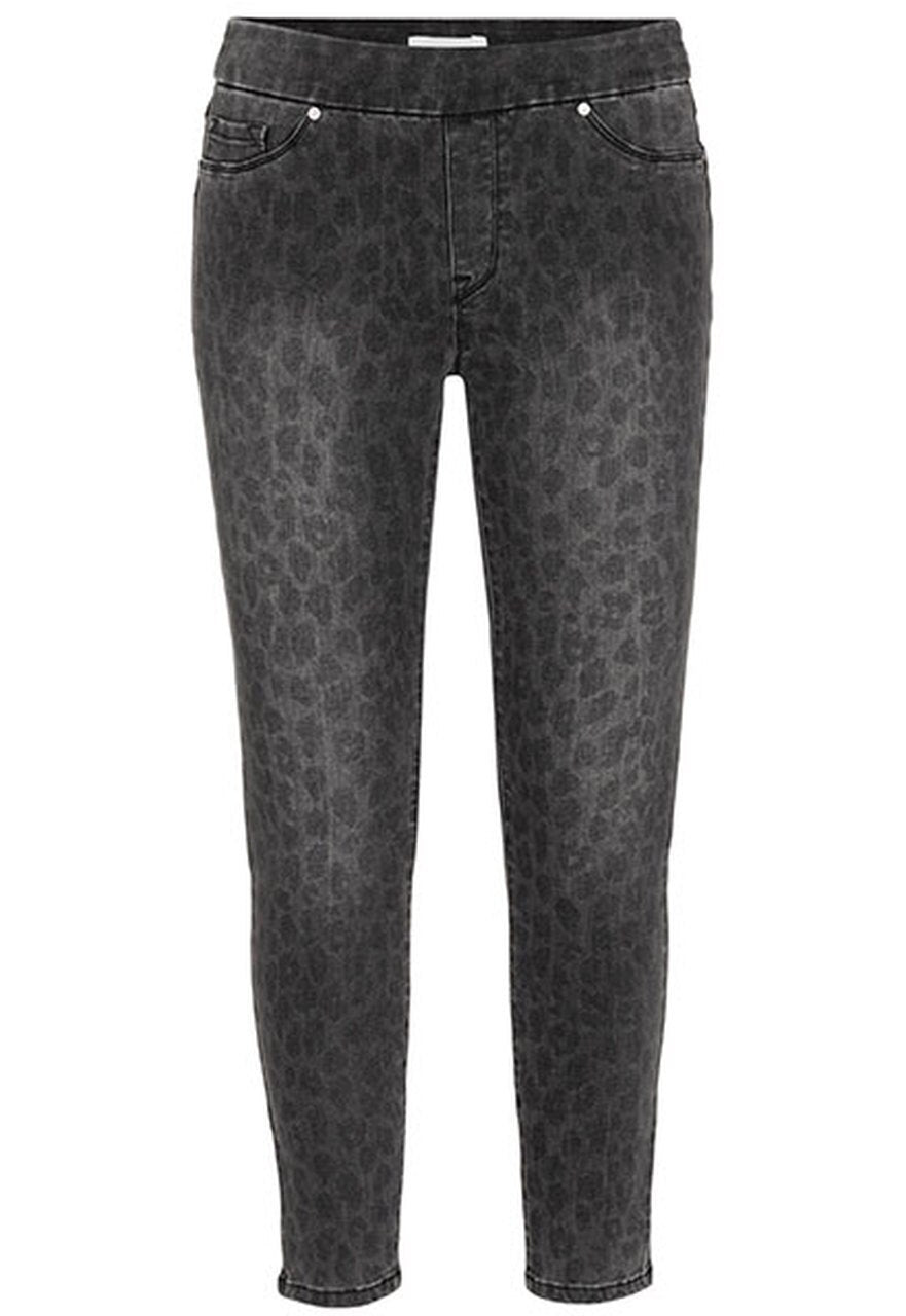 Tribal Audrey Pullon Ankle Jegging