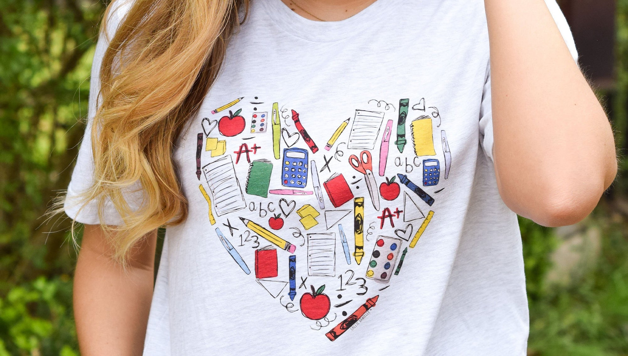Love For Teaching T-Shirt