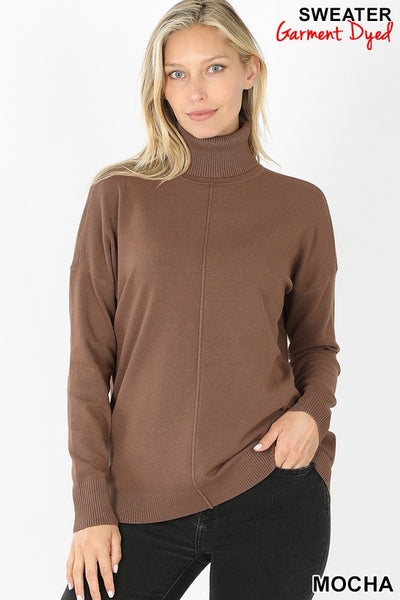 On A Roll Turtleneck