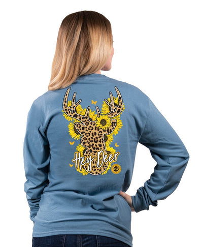 Simply Southern Deer Long Sleeve