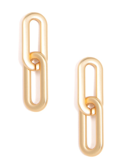 Cali Cable Link Earrings
