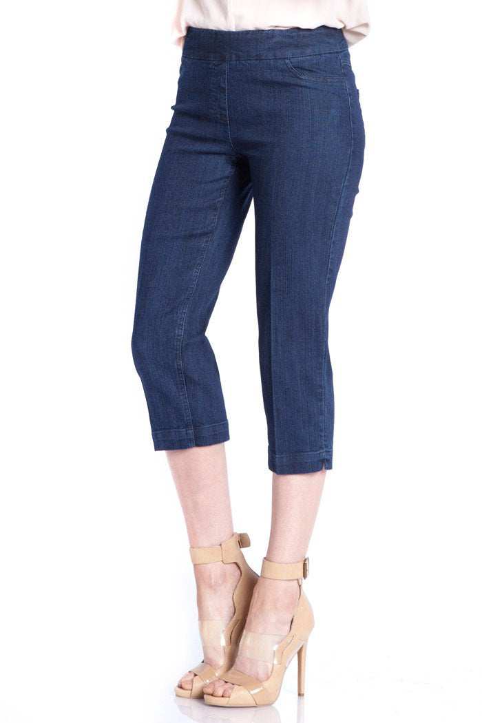 The Capri Pant Denim