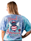 Simply Southern Proud to Bee an American Tee