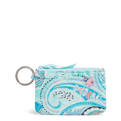 Zip ID Case Paisley Wave
