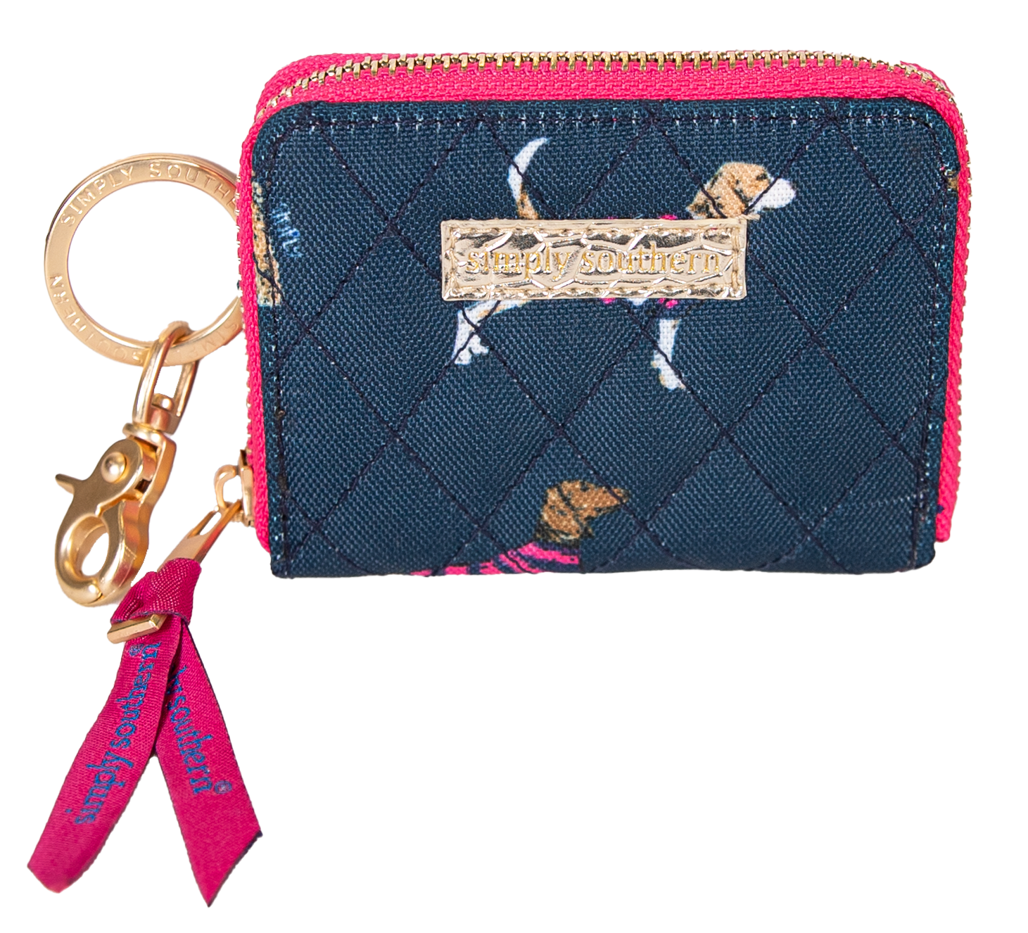 Simply Southern Quilted Key ID