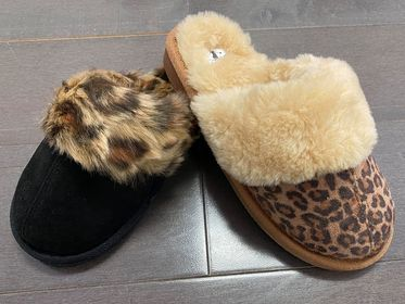 Corky's Kids Snoozy Slippers