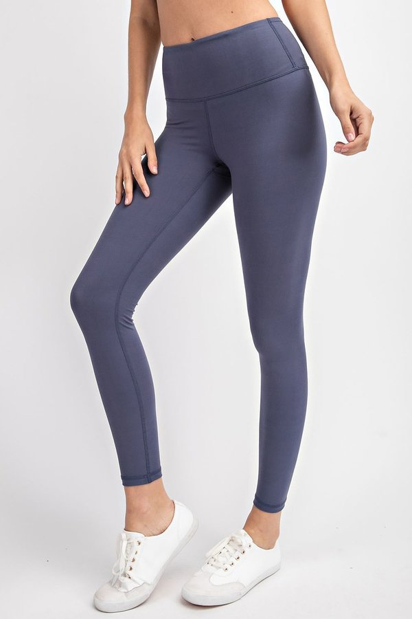 Full Length Wide Waist Band Legging