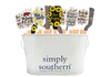 Simply Southern Rubber Spatula - Message
