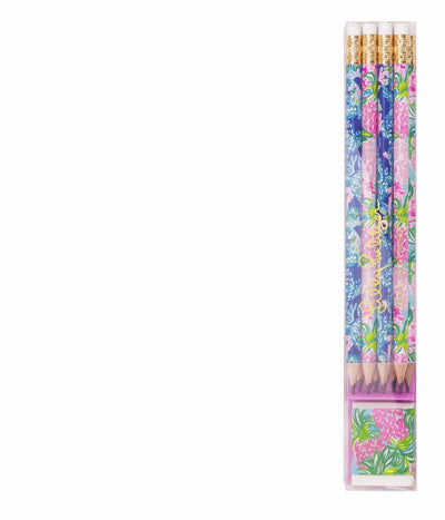 Pencil And Eraser Set, Assorted