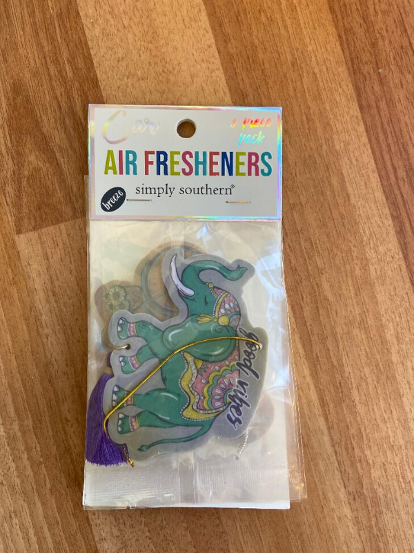Simply Southern Elephant Air Freshener