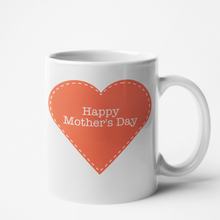 Charger l'image dans la galerie, Mug blanc Personnalisé Happy Mother's day