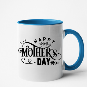 Mug Personnalisé Happy Mother's day