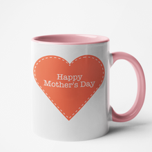 Charger l'image dans la galerie, Mug rose Personnalisé Happy Mother's day