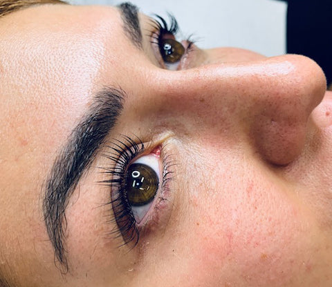 The perfect Lash Lift