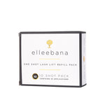 Elleebana One Shot Lash Lift Refill Pack - 10 Shot Pack - Lash and Brow Supplies