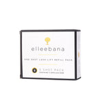 Elleebana One Shot Lash Lift Refill Pack - 5 Shot Pack - Lash and Brow Supplies