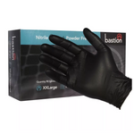 Nitrile Ultra Soft Disposable Gloves - Black (100pcs)  *Must Have*