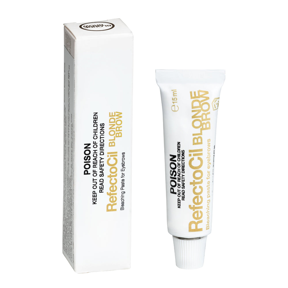 RefectoCil Lash and Brow Tint - Blonde No. 0 - Lash and Brow Supplies