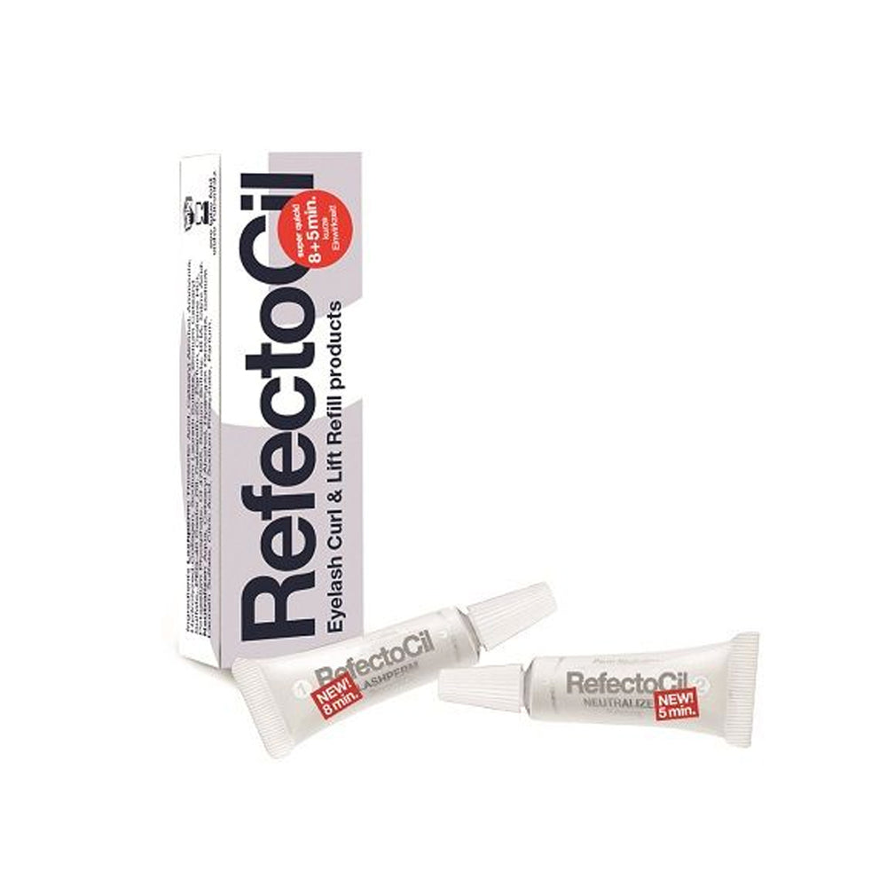 RefectoCil Lash Lift Solutions Perm+Neutraliser Refill - Lash and Brow Supplies