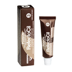 RefectoCil Lash and Brow Tint - Natural Brown No. 3 - Lash and Brow Supplies