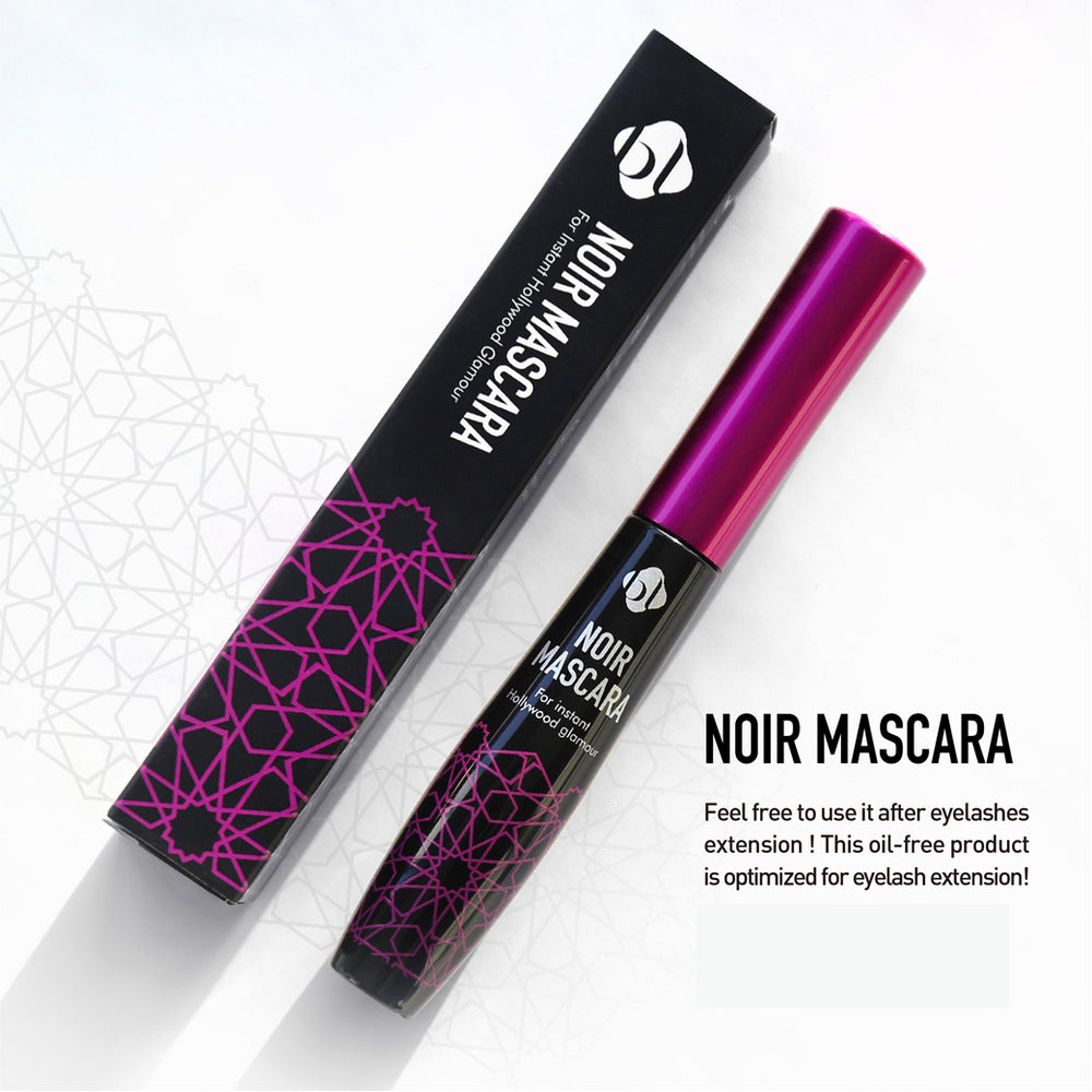 BL Lashes Noir Mascara - Lash and Brow Supplies