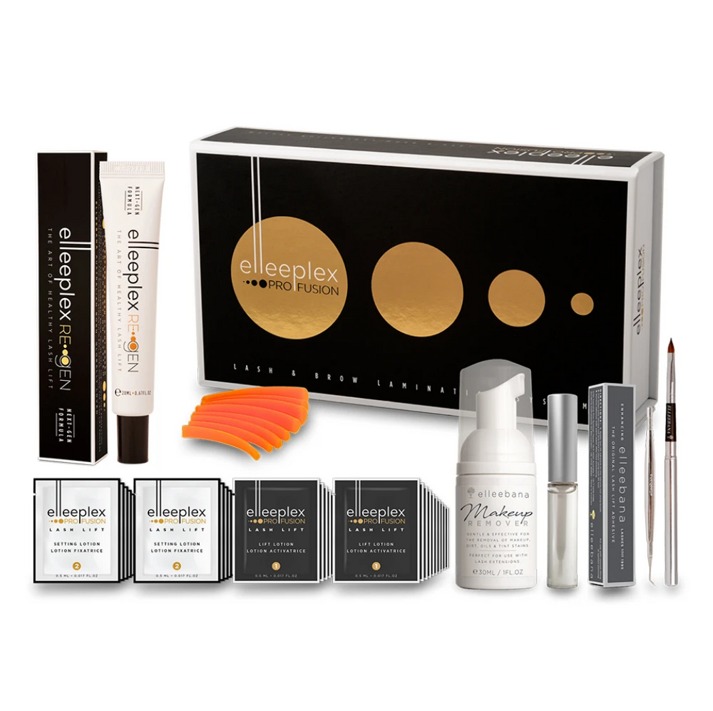 Elleeplex ProFusion for Lash Lift and Brow Lamination - Full Kit